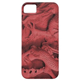 Chinese New Year, Carved snake design iPhone 5 Cover