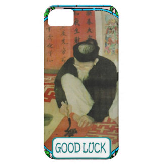 Chinese New Year, Chinese artist iPhone 5 Cover