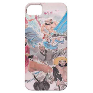 Chinese New Year, Chinese group of people iPhone 5 Covers