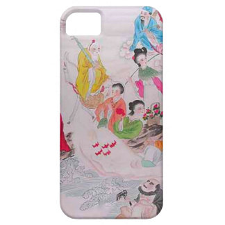 Chinese new year, Chinese people iPhone 5 Case