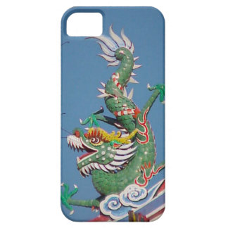 Chinese New year,Chinese temple dragon, iPhone 5 Cases