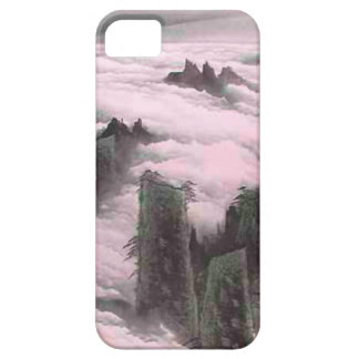 Chinese New Year, Clouds and mountains iPhone 5 Case