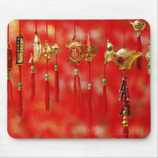 Chinese New Year decoration Mouse Mat