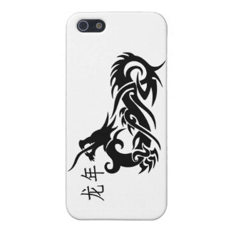 Chinese New Year Dragon 2012 Cover For iPhone 5