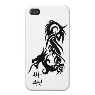 Chinese New Year Dragon 2012 iPhone 4/4S Case