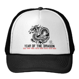 Chinese New Year Dragon Cap