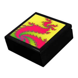 Chinese New Year Dragon Fractal Gift Box