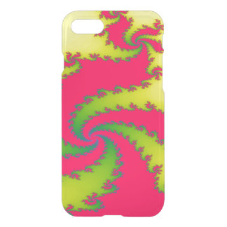 Chinese New Year Dragon Fractal iPhone Case