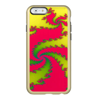Chinese New Year Dragon Fractal iPhone Case Incipio Feather® Shine iPhone 6 Case