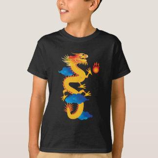 Chinese New Year Dragon Illustration T-Shirt