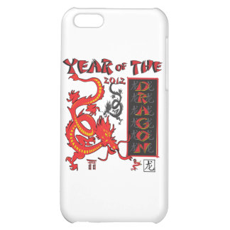 Chinese New Year Dragon iPhone 5C Case