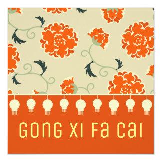 Chinese New Year Gong Xi Fa Cai greetings Card