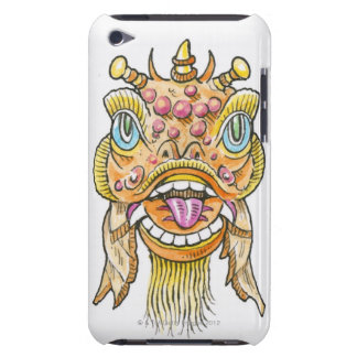 Chinese New Year Mask iPod Touch Cover