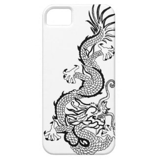 Chinese new year,Meet the dragon iPhone 5 Case