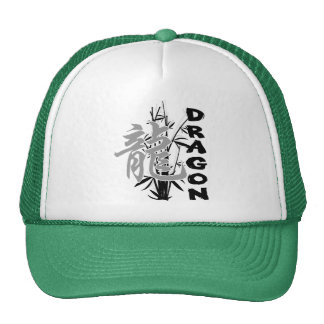 Chinese New Year of The Dragon Cap
