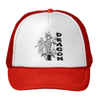Chinese New Year of The Dragon Hats