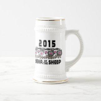 Chinese New Year of The Sheep 2015 Mugs