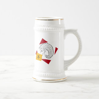 Chinese New Year of The Sheep Beer Steins