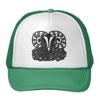 Chinese New Year of The Sheep Trucker Hat