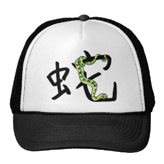 Chinese New Year of The Snake Cap