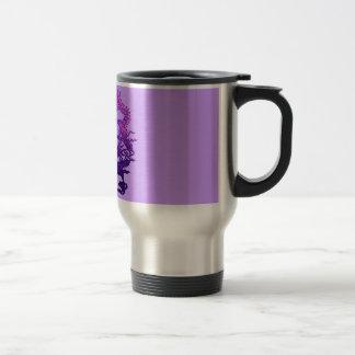 CHINESE NEW YEAR Purple Dragons Mugs