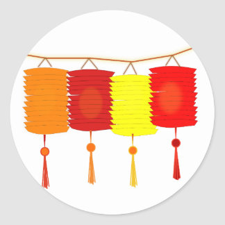 Chinese New Year Sticker