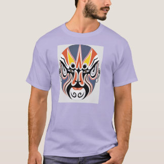 CHINESE OPERA MASK T-Shirt
