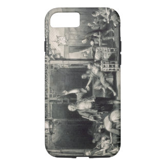 Chinese Opium Smokers, from 'China in a Series of iPhone 7 Case