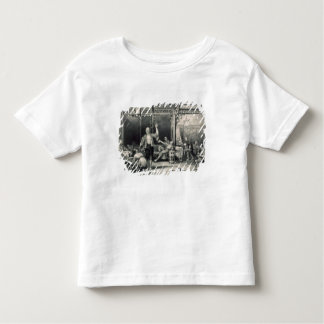 Chinese Opium Smokers, from 'China in a Series of Toddler T-Shirt