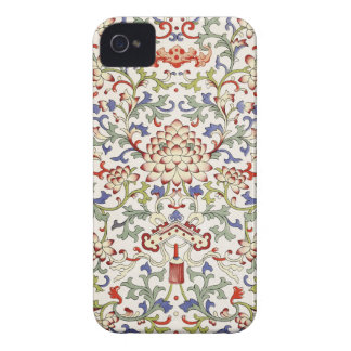 Chinese pattern iPhone 4 Case-Mate Case