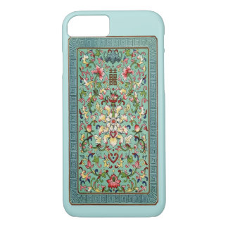 Chinese Pattern iPhone 7 Barely There Case