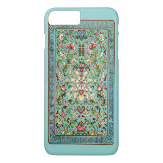 Chinese Pattern iPhone 7 Plus Barely There Case