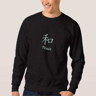 Chinese Peace (Kanji) Symbol Sweatshirt
