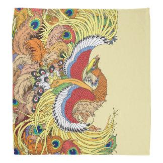 Chinese phoenix bandana