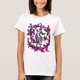 chinese phoenix pink T-Shirt