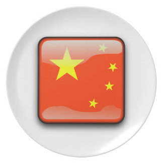 Chinese polished flag plate