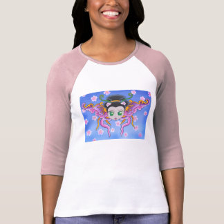 Chinese Princess Butterfly Tees