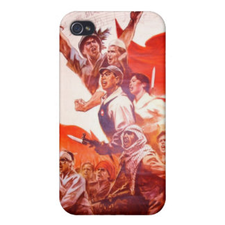 Chinese Propaganda Cases For iPhone 4