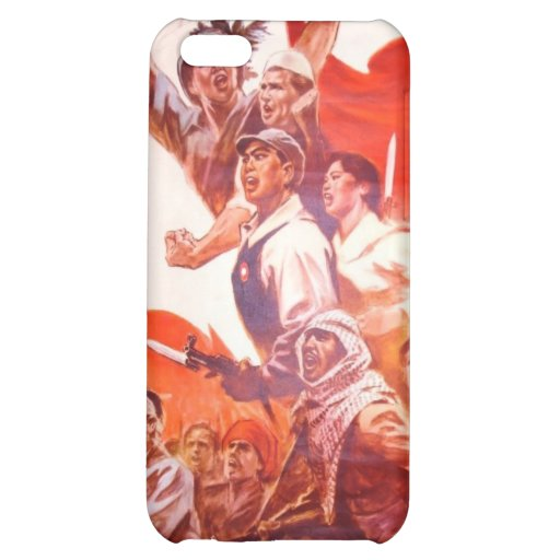 Chinese Propaganda iPhone 5C Cover
