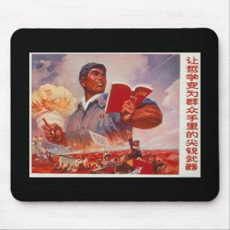 Chinese Propaganda Mousepads