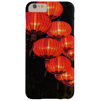 Chinese Red Lanterns Barely There iPhone 6 Plus Case