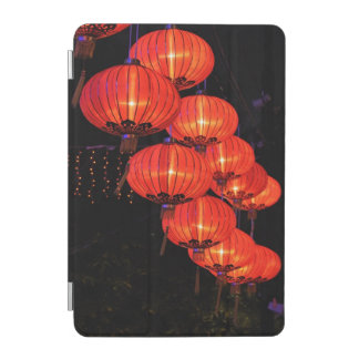 Chinese Red Lanterns iPad Mini Cover