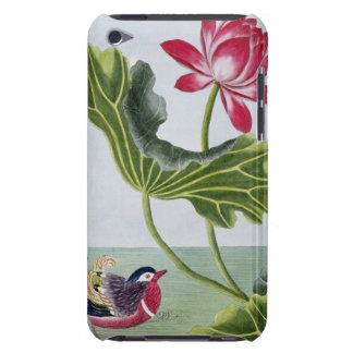 Chinese Red Water Lily, Volume I, plate 82, from ' Case-Mate iPod Touch Case