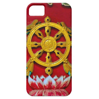 Chinese religious symbols, Singapore Barely There iPhone 5 Case