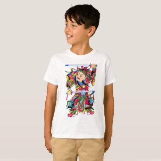Chinese Right Door God T-Shirt