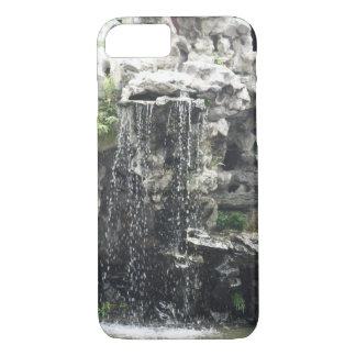 Chinese Rock Garden Waterfall iPhone 7 Case