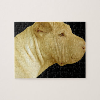 Chinese Shar-Pei Puzzle