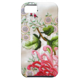 Chinese Silk Embroidery iPhone 5 Covers