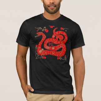 Chinese Snake Astrology Shirt