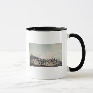 Chinese soldiers mug